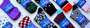 Цветные носки MOGZY Socks