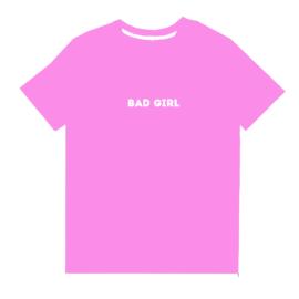 BAD GIRL (розовый)