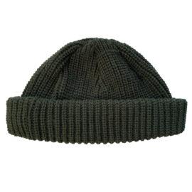 Шапка бини (зеленый)